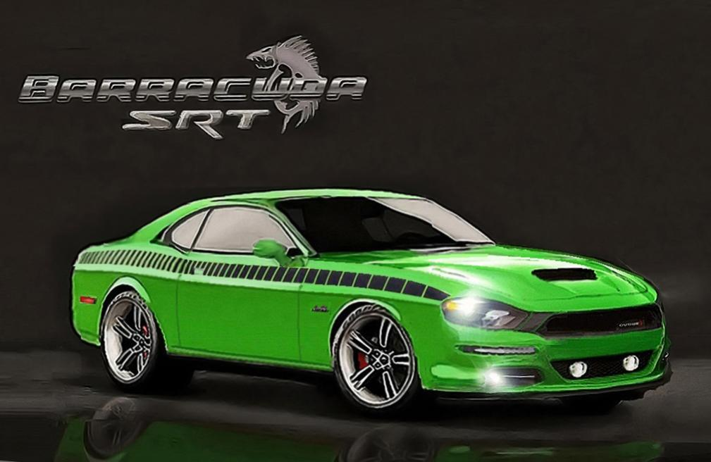 Dodge 2015 SRT Barracuda