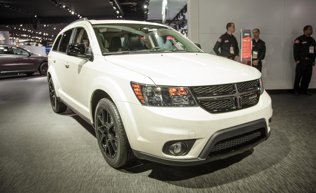 Dodge Journey Moving to America